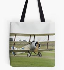 Sopwith Triplane Tote Bag