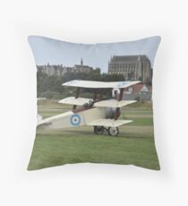 Sopwith N500 Triplane Throw Pillow