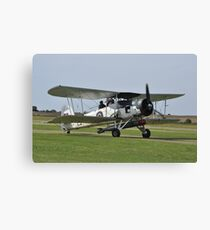 Swordfish Canvas Print