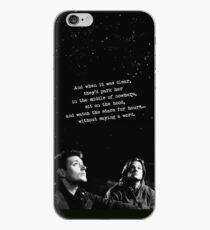 SAM, DEAN, BABY und STARS iPhone-Hülle & Cover