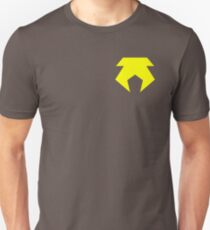 Metal Bending Police Uniform Unisex T-Shirt