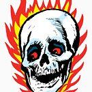 Skull 02 by Magnus Sellergren