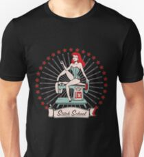 Scarlett's Stitch School (without the 'Scarlett') Unisex T-Shirt