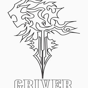 Greiver Final Fantasy VIII by MikeCotopolis