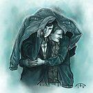 Rainy day by Alessia Pelonzi
