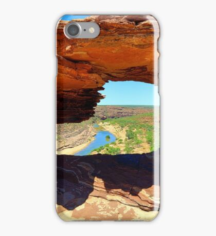 The Window to the World! iPhone Case/Skin