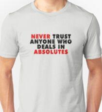 Absolutes Unisex T-Shirt