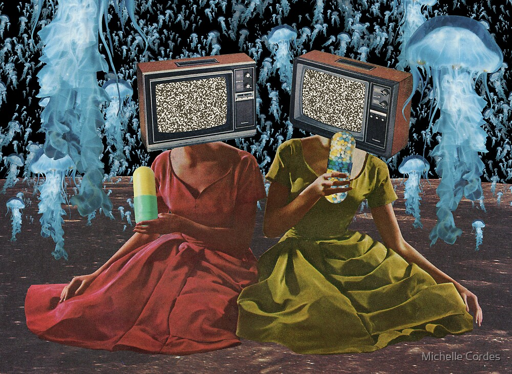 Color Blind by Michelle Cordes