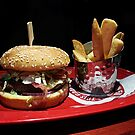 Burger Time by Michael Taggart