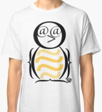 Typographical Penguin Classic T-Shirt