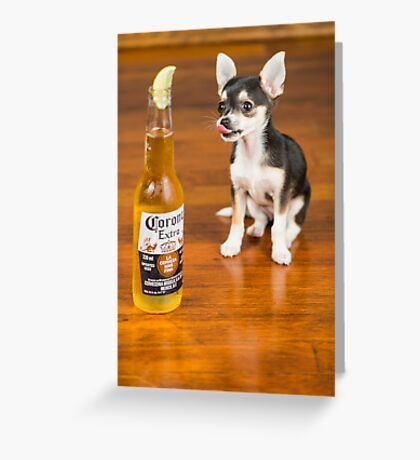 Happy Hour Greeting Card