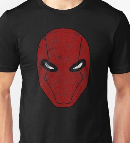 Red Hood Mask  Unisex T-Shirt