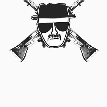 R.I.P. Heisenberg Breaking Bad by JohnFlickster