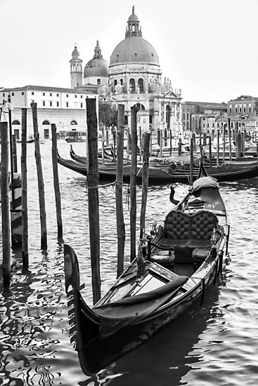 Romance Gondola by Adrian Alford Photography