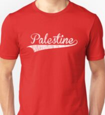 Vintage Palestine  Unisex T-Shirt