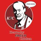 Kentucky FREUD Chicken by Bloodysender