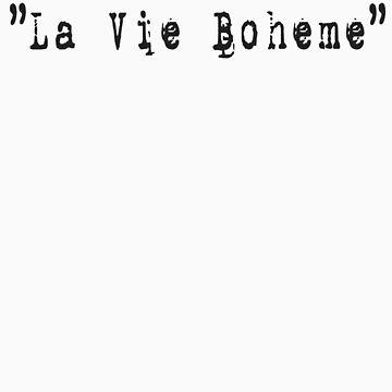 RENT - La vie boheme by Copperoxide