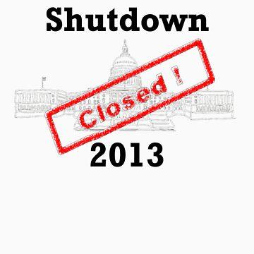 Government Shutdown 2013 by prinbra86