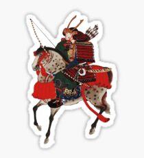Samurai Sticker