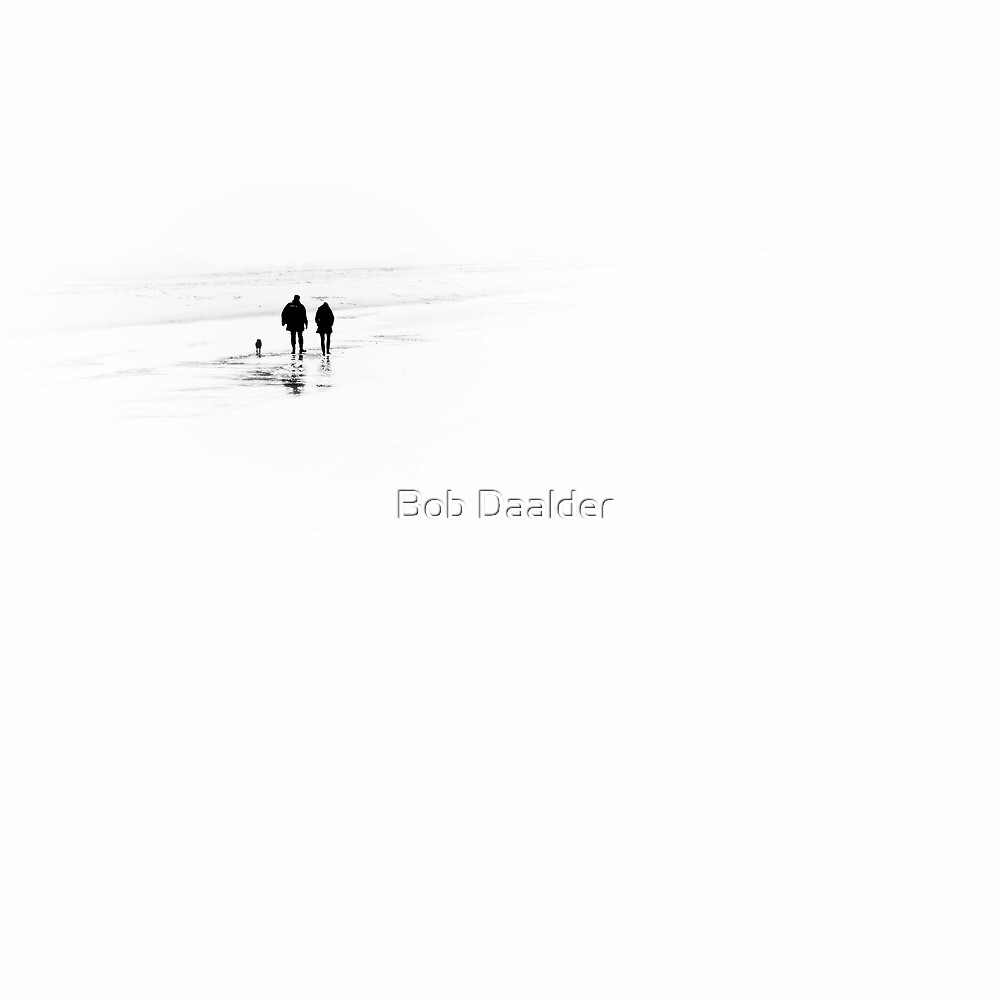 Not alone.... (square) by Bob Daalder