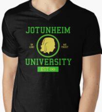 Jotunheim University Men's V-Neck T-Shirt