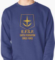 Sudadera cerrada Federación de la Tierra de Gundam