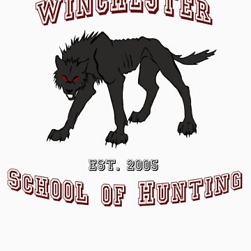 The Winchester School of Hunting by harrington