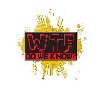 WTFDWK Phone Case by Redexx