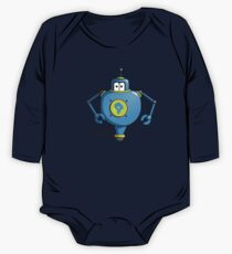 Robot Po One Piece - Long Sleeve