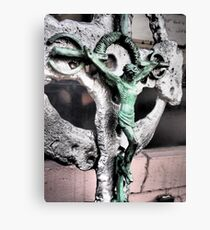 """""""For your sins"""" by Liz Gross Canvas Print"""