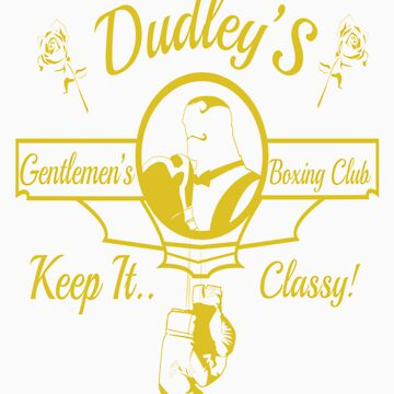 Dudley's Gentlemen's Boxing Club by MikeCotopolis