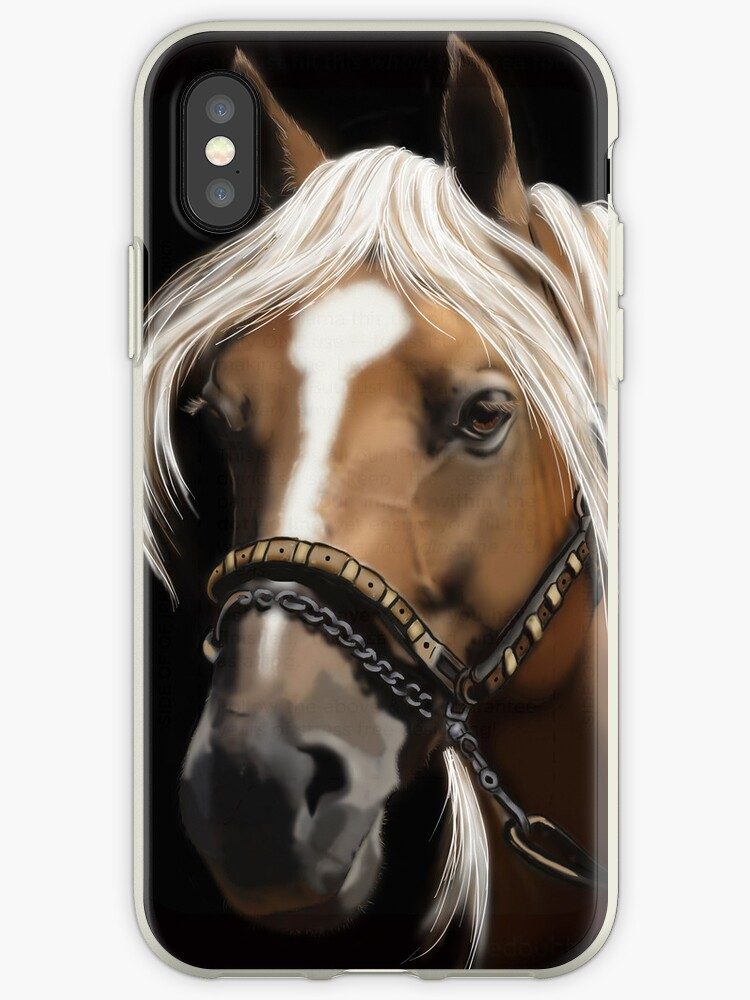 The Palomino - Horse Portrait Painting by Concetta Kilmer
