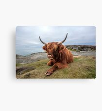 Chilling Out Canvas Print