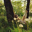 April around the lake by AlexandraSophie