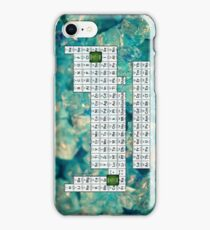 Breaking Bad Periodic Table iPhone Case/Skin