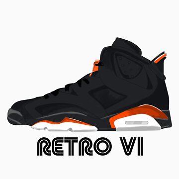 Retro VI by JordanAdamB