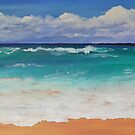 Wild Seascape by Mike Paget