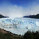 Perito Moreno Glacier, Argentina by M De Freitas