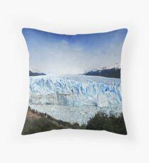 Perito Moreno Glacier, Argentina Throw Pillow