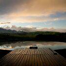 Drakensberg mountains, South Africa by M De Freitas