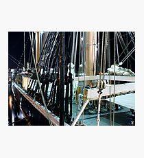 Ships of Destiny Photographic Print