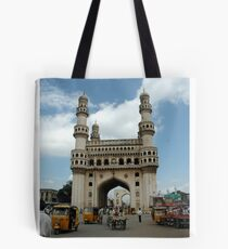 Charminar, Hyderabad, India Tote Bag