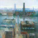 London Cityscape by stevemitchell