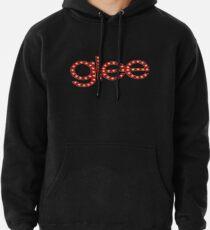 Glee logo stage lights Pullover Hoodie