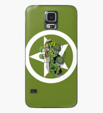 Cartoon of a WW2 G503 jeep Case/Skin for Samsung Galaxy