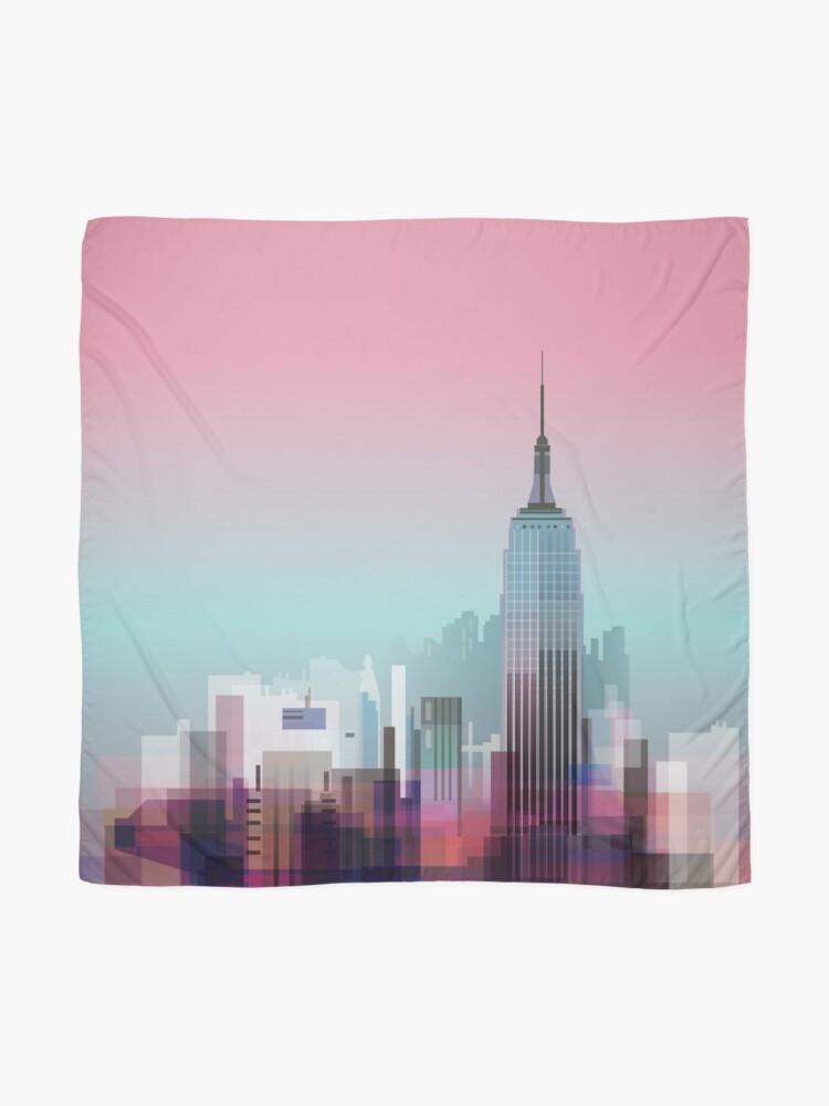 Vista alternativa de Pañuelo Nueva York, ciudad de Nueva York