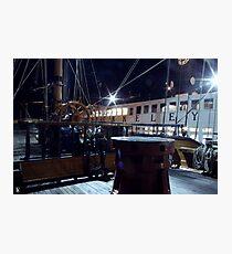 Ships of Kings Photographic Print