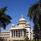Vidhana Soudha, Bengaluru by AravindTeki