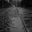 brooklyn rain by Mark scott