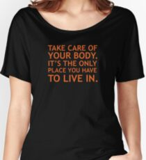 Fitness Motivation Baggyfit T-Shirt